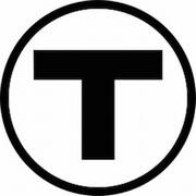 ボストン地下鉄の標識
