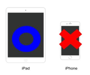 Apple SIMはiPadに使えてiPhoneには使えない