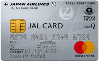 JAL普通カード(MasterCard)
