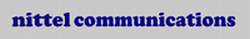 オーストラリアのSIMをレンタルしている「ニッテル」のロゴ