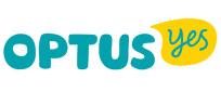 オーストラリアのSIMカードOptus(オプタス)のロゴ