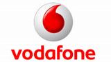 オーストラリアのSIMカードVodafone(ボーダフォン)のロゴ