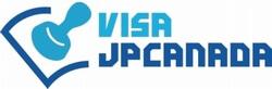 VISA JP CANADA のロゴ